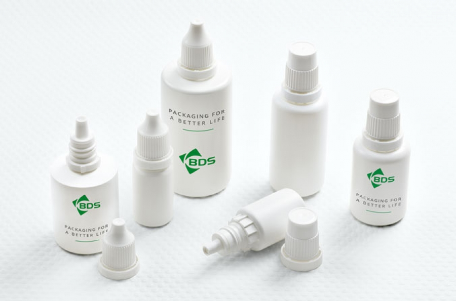 DROPPERS WITH TAMPER-EVIDENT SCREW CAP