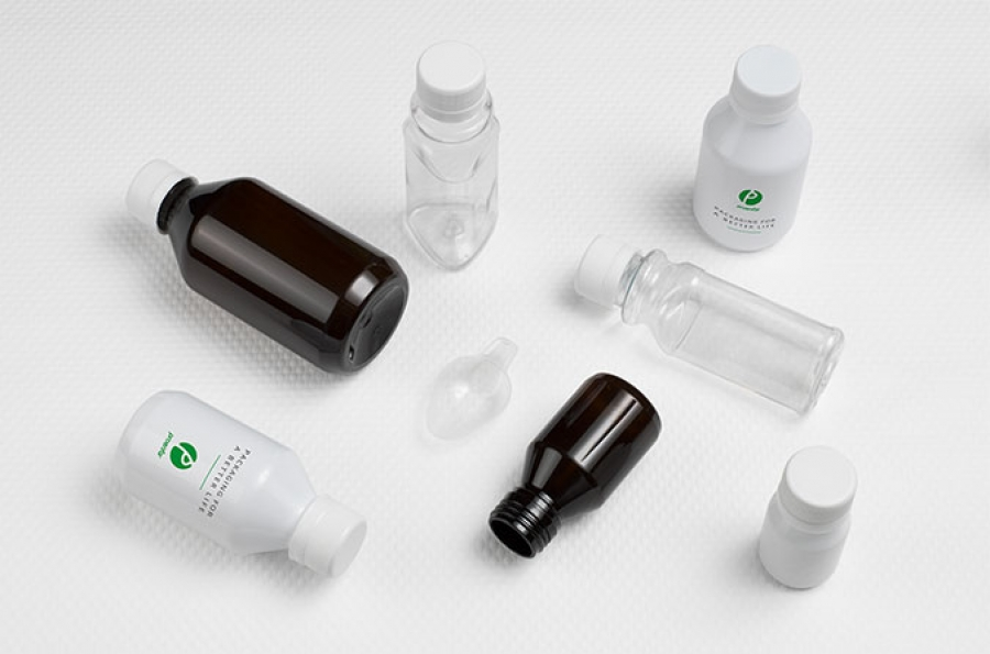 PET PHARMACEUTICAL BOTTLES
